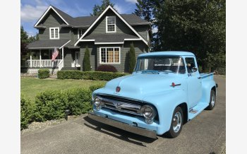 1956 Ford F100 2WD Regular Cab for sale 101316157