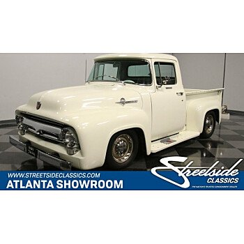 1956 Ford F100 for sale 101327581