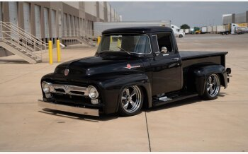 1956 Ford F100 2WD Regular Cab for sale 101329080