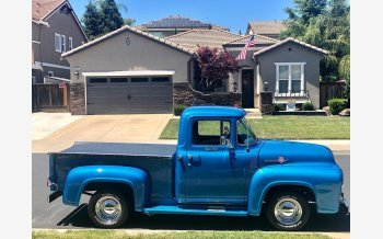 1956 Ford F100 2WD Regular Cab for sale 101435967
