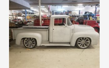 1956 Ford F100 2WD Regular Cab for sale 101465592