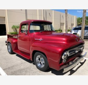 1956 Ford F100 2WD Regular Cab for sale 101480276