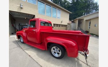 1956 Ford F100 2WD Regular Cab for sale 101525109
