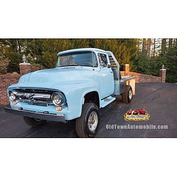 1956 Ford F100 for sale 101556768
