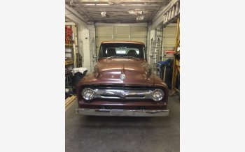 1956 Ford F100 2WD Regular Cab for sale 101578353