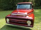 1956 Ford F100 2WD Regular Cab for sale 101601626