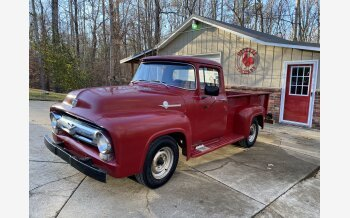 1956 Ford F250 2WD Regular Cab for sale 101440074