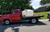 1956 Ford F350 2WD Regular Cab for sale 101207236
