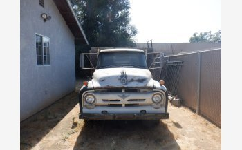1956 Ford F350 2WD Regular Cab for sale 101389553