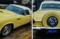 1956 Ford Thunderbird for sale 101291344