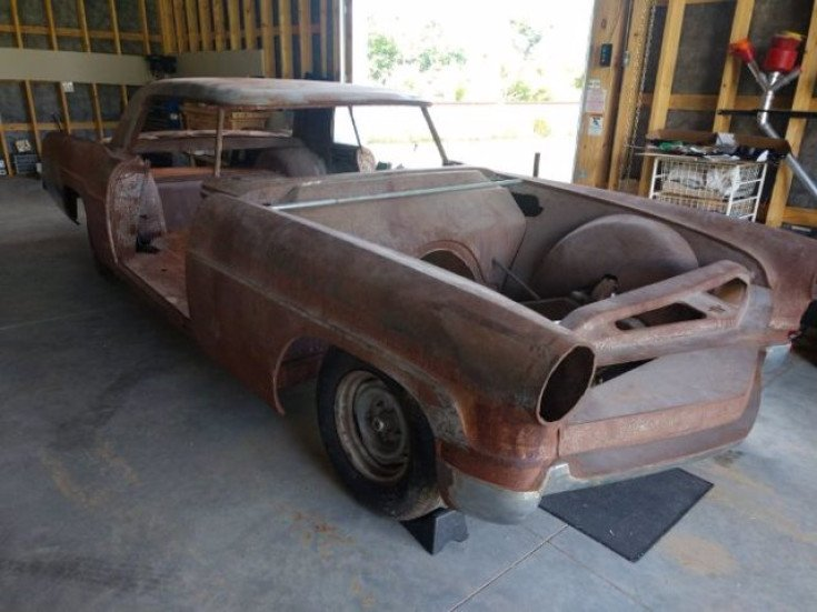 1956 Lincoln Continental for sale 101356260