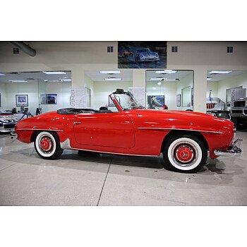 1956 Mercedes-Benz 190SL for sale 101512286
