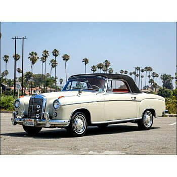 1956 Mercedes-Benz 220S for sale 101182323