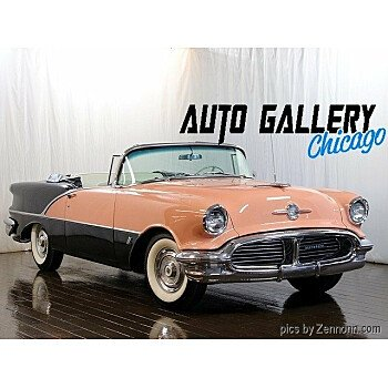 1956 Oldsmobile 88 for sale 101028324