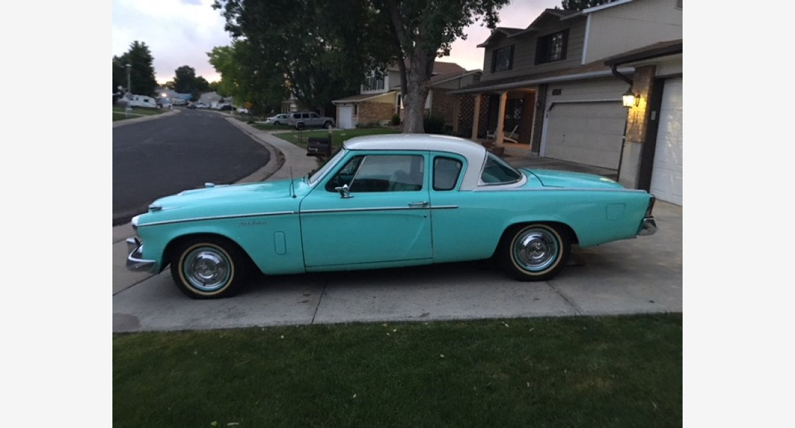 1956 Studebaker Power Hawk for sale 101004896