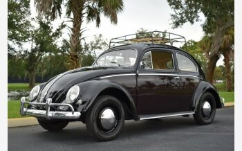 1956 Volkswagen Beetle for sale 101358086