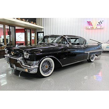 1957 Cadillac De Ville for sale 101314502