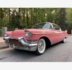 1957 Cadillac De Ville for sale 101388469