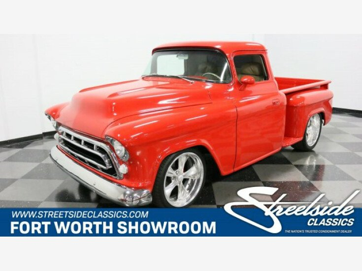 1957 Chevrolet 3100 for sale near Fort Worth, Texas 76137