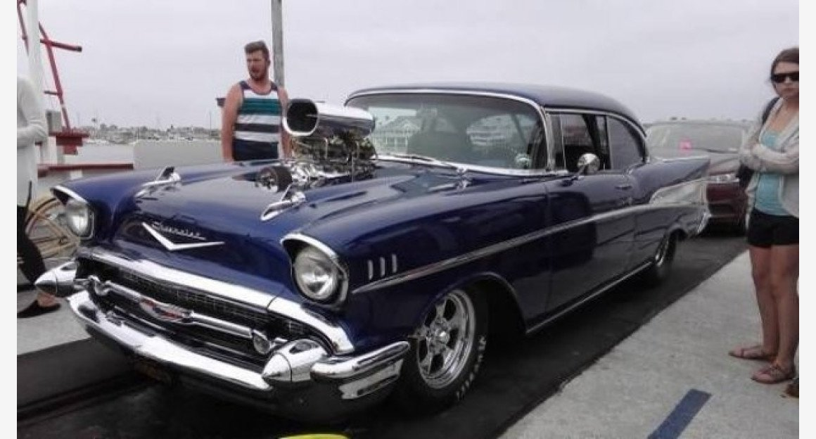 1957 Chevrolet Bel Air for sale 100974098