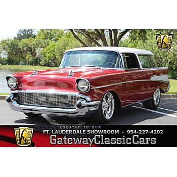1957 Chevrolet Bel Air for sale 101030110