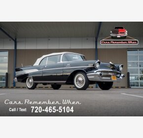 1957 Chevrolet Bel Air for sale 101391416