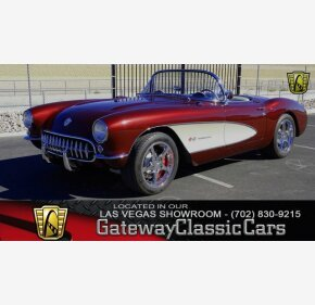 1957 Chevrolet Corvette for sale 101042624