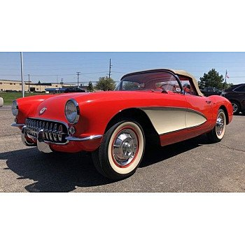 1957 Chevrolet Corvette for sale 101229751