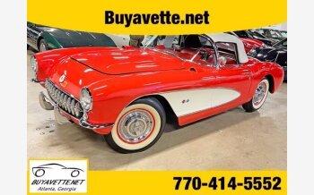 1957 Chevrolet Corvette Convertible for sale 101442509
