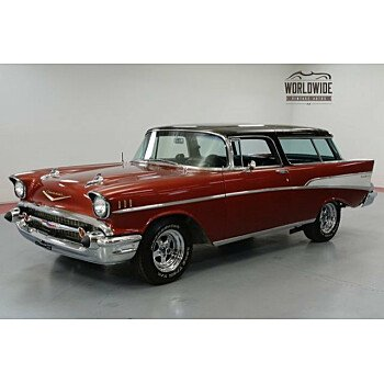 1957 Chevrolet Nomad for sale 101038119