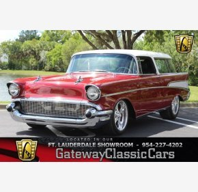 1957 Chevrolet Nomad for sale 101030110