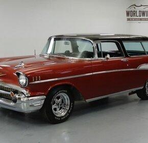 1957 Chevrolet Nomad for sale 101038119