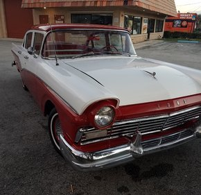 1957 Ford Custom for sale 101350023