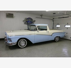 1957 Ford Ranchero for sale 101082271