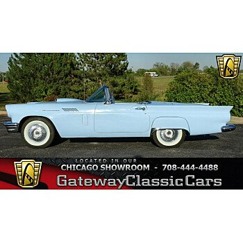 1957 Ford Thunderbird for sale 100963819