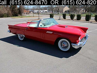 1957 Ford Thunderbird for sale 100991564