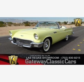 1957 Ford Thunderbird for sale 101072689