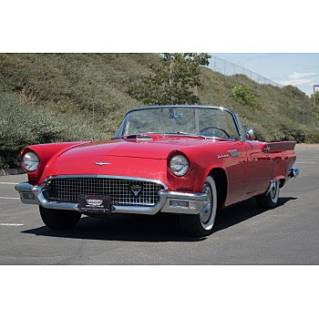 1957 Ford Thunderbird for sale 101189501