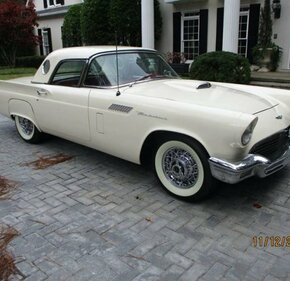 1957 Ford Thunderbird for sale 101237630