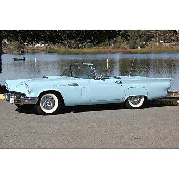 1957 Ford Thunderbird for sale 101244324