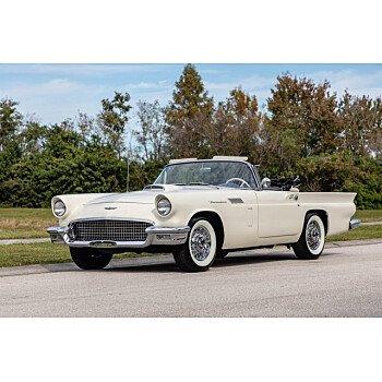 1957 Ford Thunderbird for sale 101275589