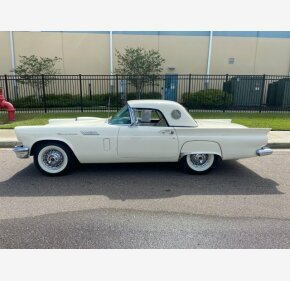 1957 Ford Thunderbird for sale 101325257