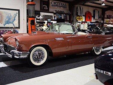 1957 Ford Thunderbird for sale 101400857