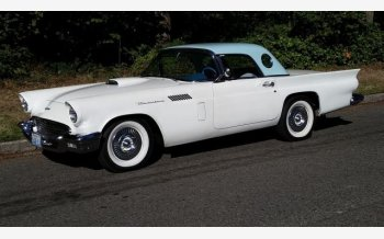 1957 Ford Thunderbird for sale 101402179