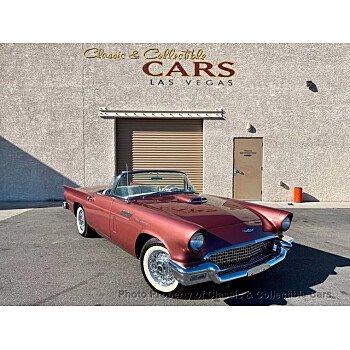 1957 Ford Thunderbird for sale 101442339