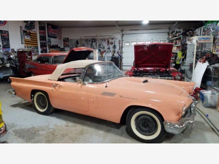 1957 Ford Thunderbird for sale 101532851