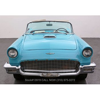 1957 Ford Thunderbird for sale 101540152
