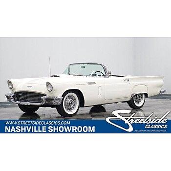 1957 Ford Thunderbird for sale 101546049
