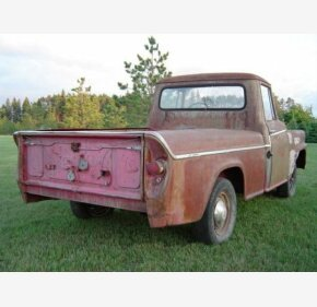 1957 International Harvester Pickup for sale 101328081