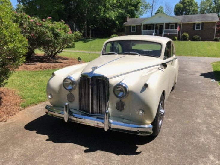 1957 Jaguar Mark VIII for sale near Lexington, North ...